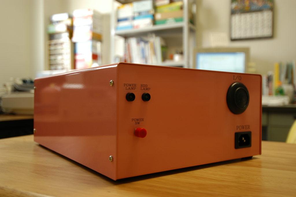 遠隔監視・情報収集装置「ピンクボックス」