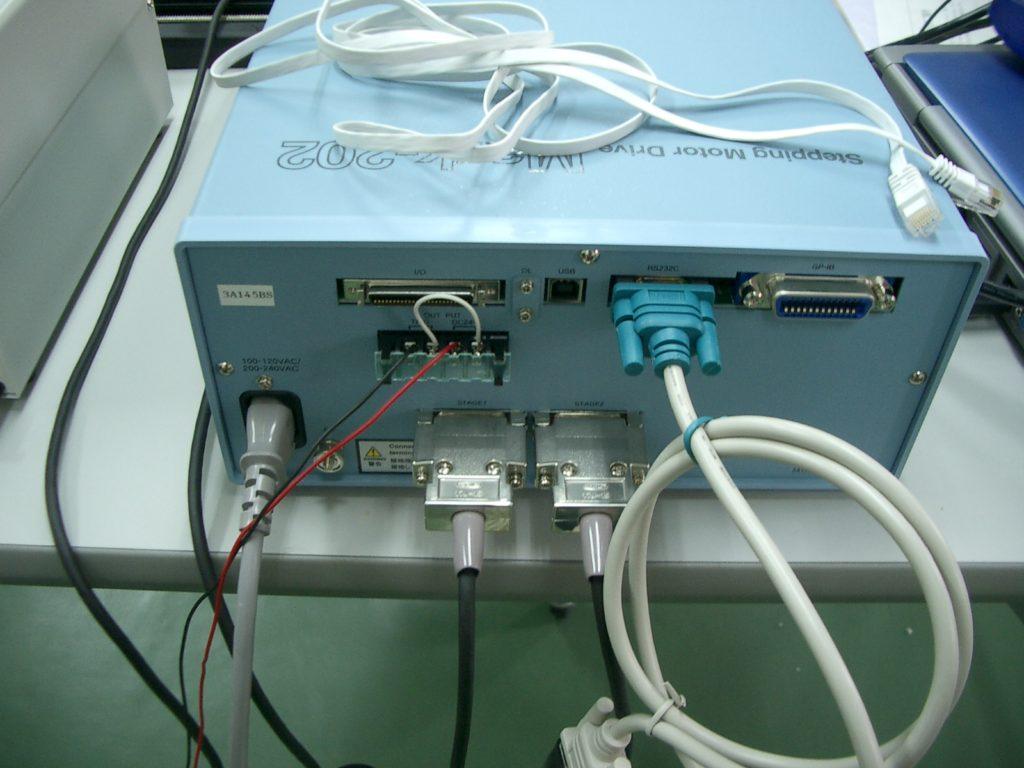 ピンクボックスコンピューター 検査装置制御