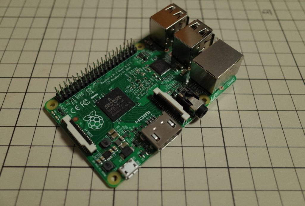 ピンクボックスコンピューター Raspberry Pi(ラズベリー パイ)
