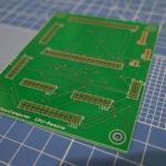 ピンクボックスコンピューター 特注プリント基板