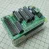 新製品 RaspberryPi用I/O増設装置。